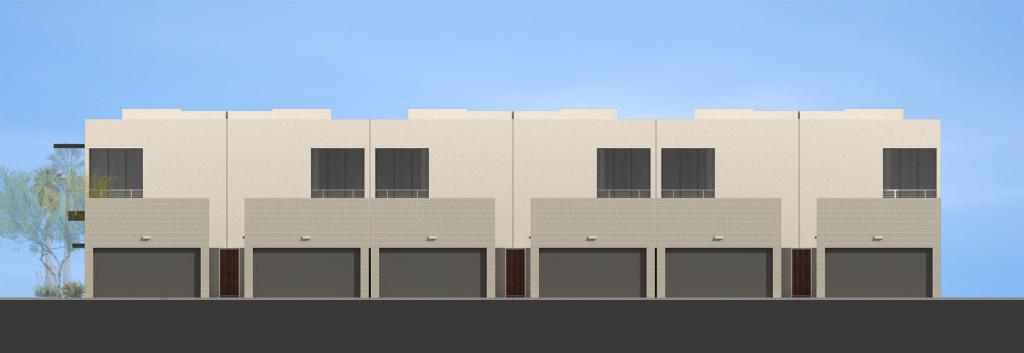 The douglas scottsdale garage rendering
