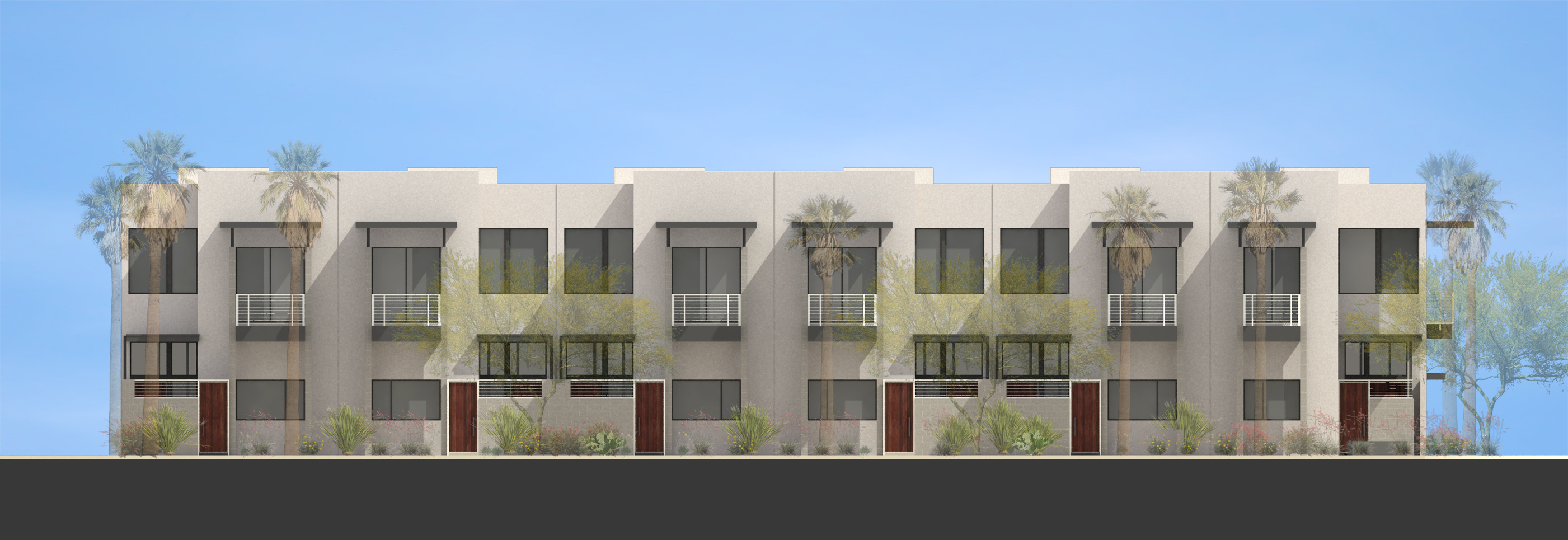 The douglas scottsdale north rendering