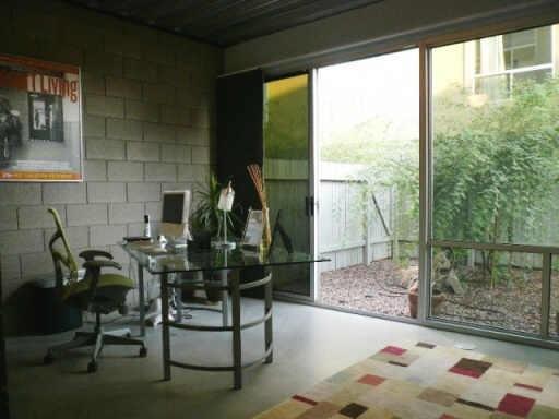 Garden access willetta lofts
