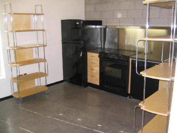 Kitchen area willetta lofts